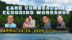 Lake Cumberland Clogging Workshop
