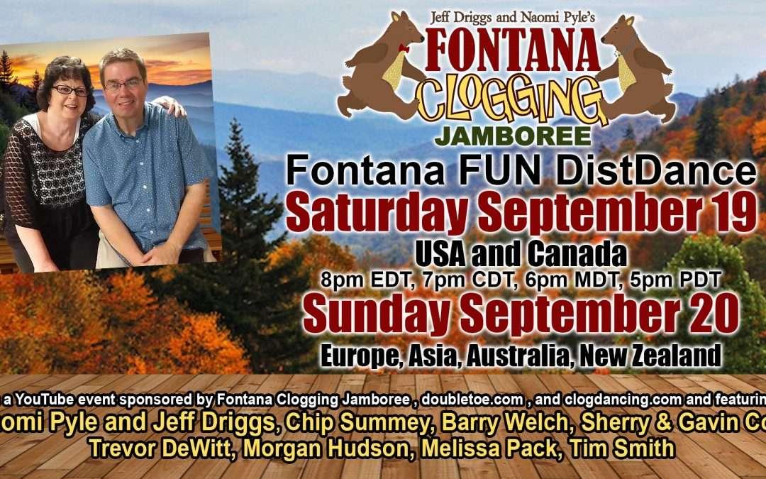 2020 Fontana Fun DistDance