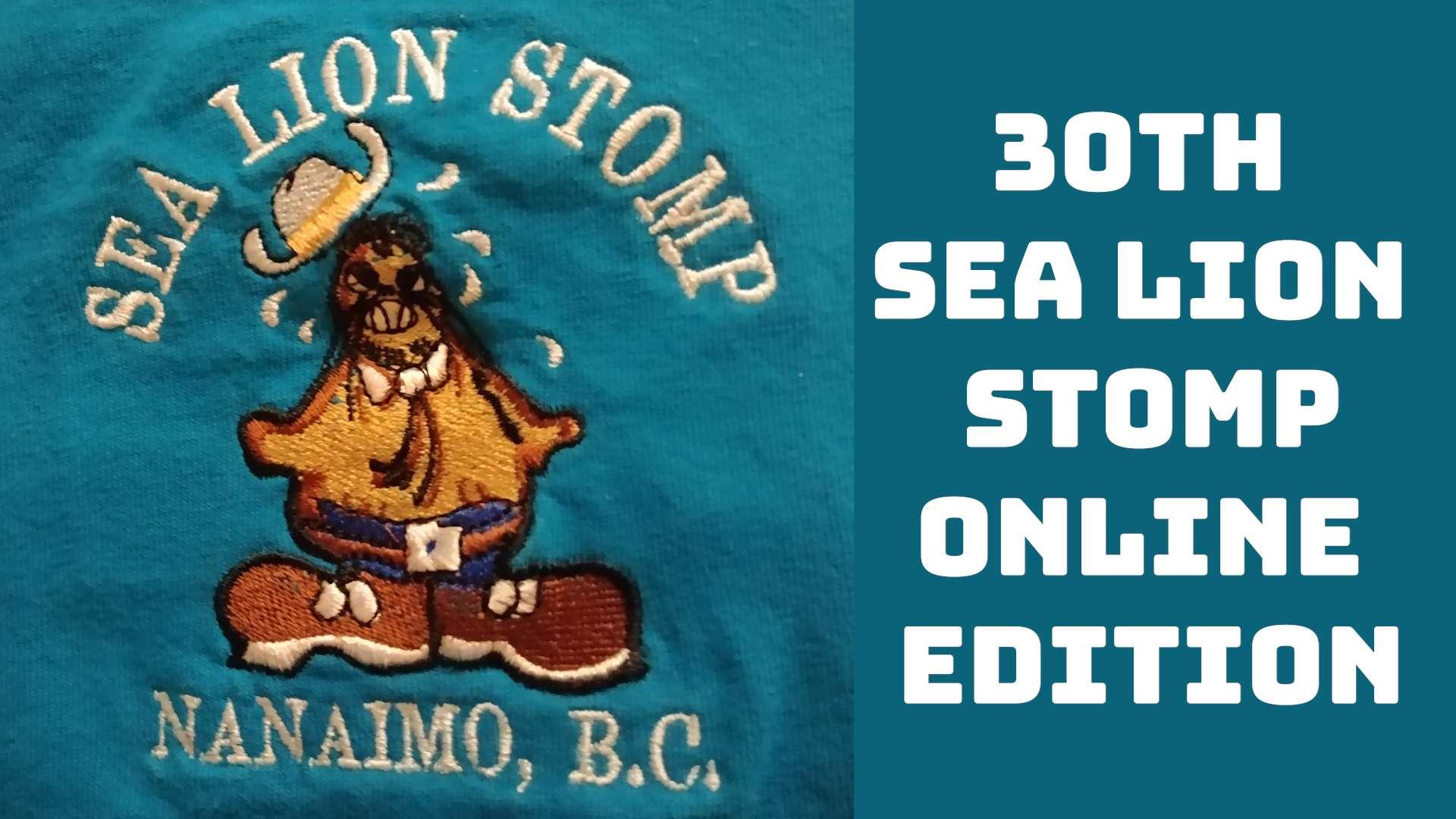 2020 Sea Lion Stomp Online Edition
